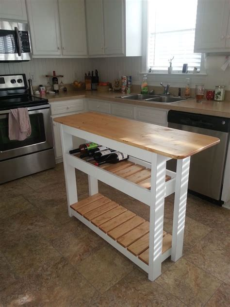 wooden kitchen island barnwood kitchen island remodel and reclaimed ideas 31