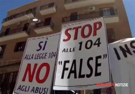 ufficio scolastico provinciale di agrigento legge 104 e mobilit 224 nuova protesta degli insegnanti