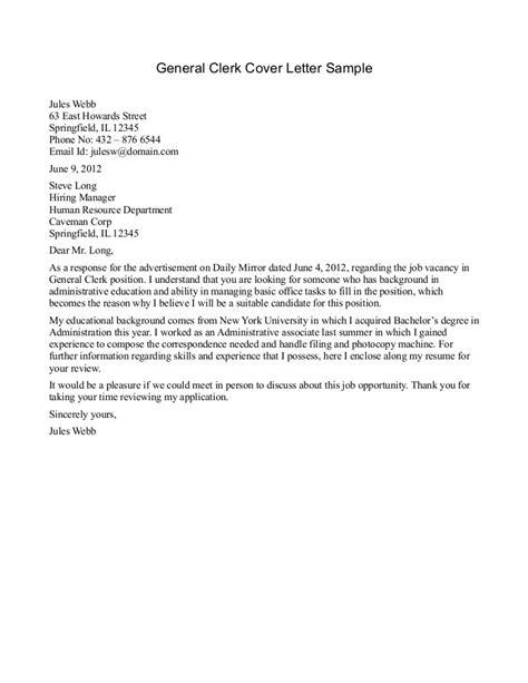 Sample General Cover Letters   jantaraj.com