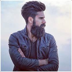 haircuts that go with beards 40 must copying hairstyles for men with beard