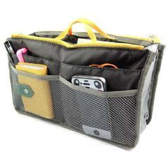 Get Organised With The Expandable Purse Organiser by 1000 Images About Apparel Accessories Trends On