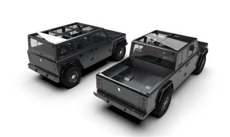 bollinger  pickup  cartype