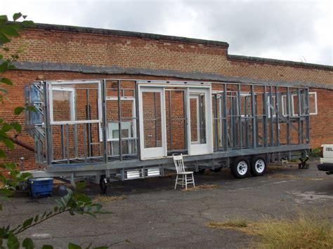 solar powered trailer home building home made solar powered travel trailer ground