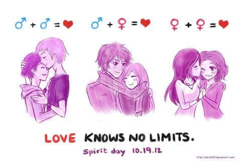 imagenes tumblr lgbt spirit day 2012 by akira035 on deviantart