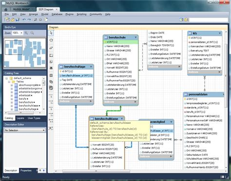 mysql work bench download mysql workbench datenbankdesign modellierung