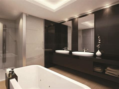 things to consider for modern luxury bathroom designs
