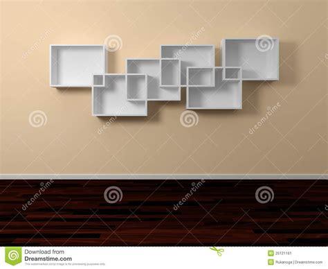 mensole moderne mensole moderne immagine stock immagine 25121161