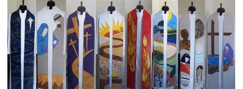 Liturgical Stoles Handmade - 1000 images about fiber and fabric in the service of the
