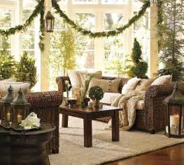Christmas Living Room Christmas Interiors