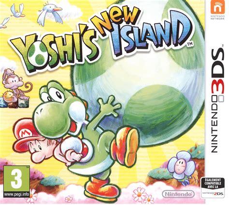 Kaset 3ds Yoshi S New Island yoshi s new island sur nintendo 3ds jeuxvideo