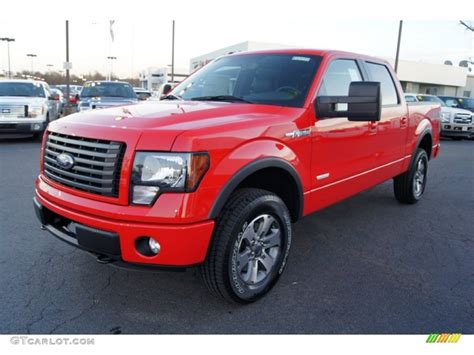 2012 Ford F150 Fx4 by Race 2012 Ford F150 Fx4 Supercrew 4x4 Exterior Photo
