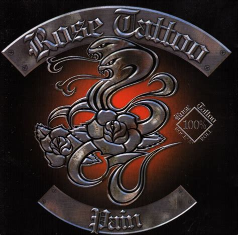 rose tattoo full album cd album at discogs
