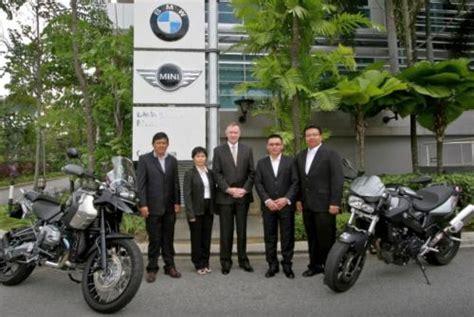 Chear Motorrad Malaysia bmw malaysia appoints chear motorrad as dealership