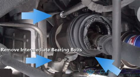 car repair world how to replace cv axle