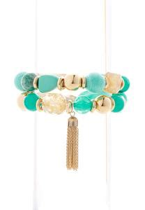 Tasseled Beaded Bracelet s fashion bracelets