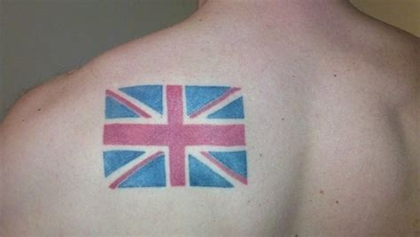 union jack flag tattoo designs 1000 ideas about union on
