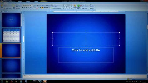 How To Create A Powerpoint Jeopardy Game Youtube How To Make Powerpoint Jeopardy
