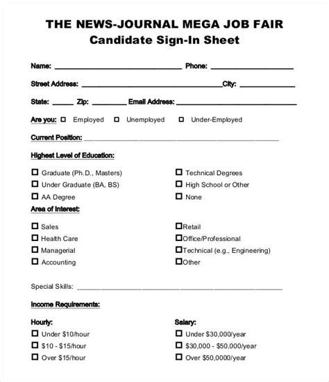 fair sign in sheet template sign in sheet templates 78 free word excel pdf