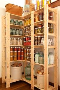 Wood Pantry Shelving Systems Wood Pantry Shelving Systems 1901