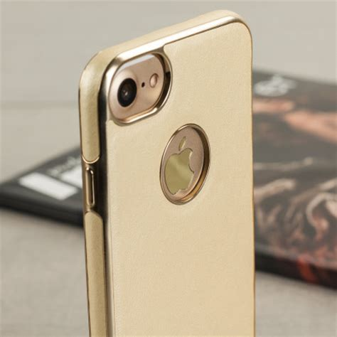 Casing Hp Iphone 7 Gold Supply Co Custom Hardcase Cover olixar flexileather iphone 7 gold