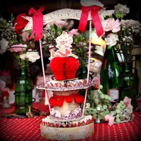 strawberry shortcake cutie centerpieces girlgab blogger