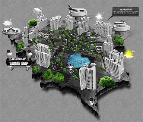map generator urban action  mrcharlesbrown