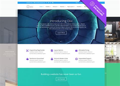 The Best Wordpress Themes For Podcasters Divi Theme Templates