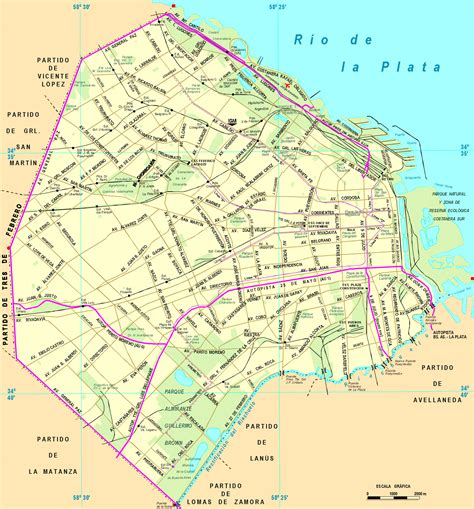 buenos aires map buenos aires map map