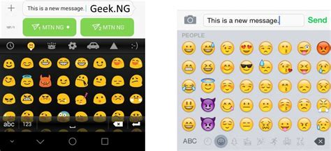 iphone android emoji change the boring default android emoji to ios emoji