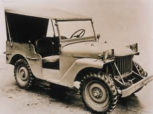 1940s willys jeep