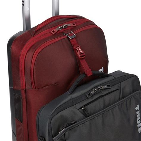 Thule Cabin Luggage by Thule Subterra 55cm Carry On Cabin At Luggage Superstore