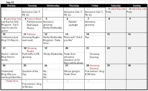 Social Media Editorial Calendar Expert Feature How A Social Media Editorial Calendar