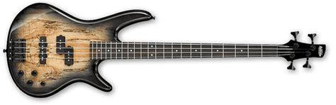 Ibanez Sr300e Pw 4 String Bass Powder White ibanez gsr200sm ngt spalt top gray burst