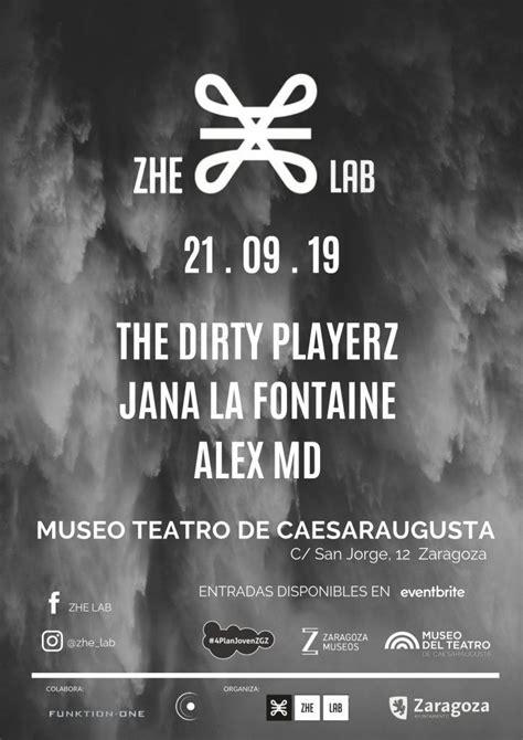 Zhe Lab x Teatro Romano de Zaragoza - WikiEDM