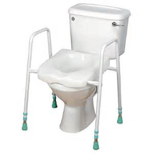 Bath Shower Chairs For Disabled height adjustable framed toilet raiser