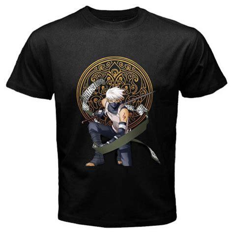 Tshirt Band Trivium Bt006 Anime kakashi quot raikiri quot lightning jutsu anime mens black t shirt s to 3xl ebay