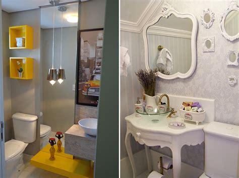 Cafe Home Decor como decorar lavabos pequenos 15 modelos inspiradores