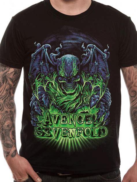 avenged sevenfold   die  shirt tm shop