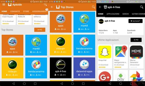 aptoide free for android aptoide apk android ios pc app