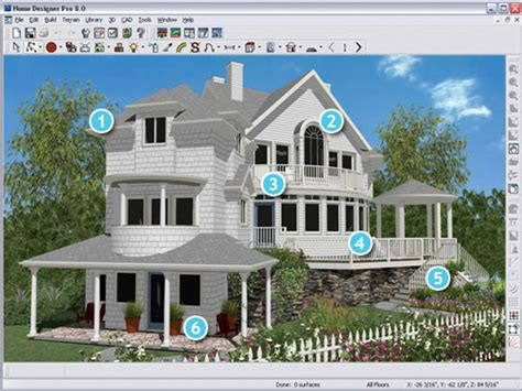 free home and landscape design programs free home design software