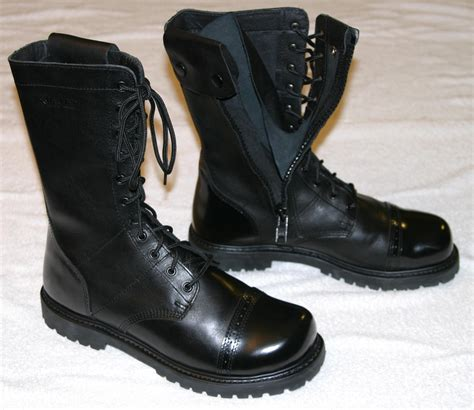 new military boot styles whats new in combat boots file bates enforcer paratrooper boots jpg wikimedia commons