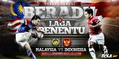 detiksport indonesia vs malaysia inilah susunan pemain malaysia vs indonesia bola net