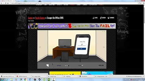 Office Cheats by Escape The Office 2015 Code Pin De Mer