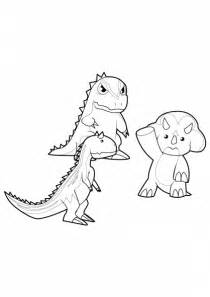 55 dessins coloriage dinosaur king 224 imprimer