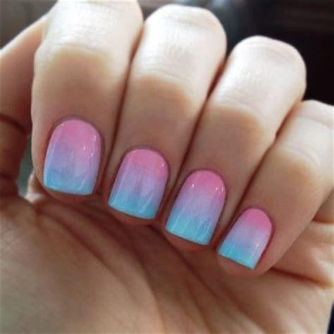 easy nail art ombre easy ombre nail art tutorial amazingnailart org