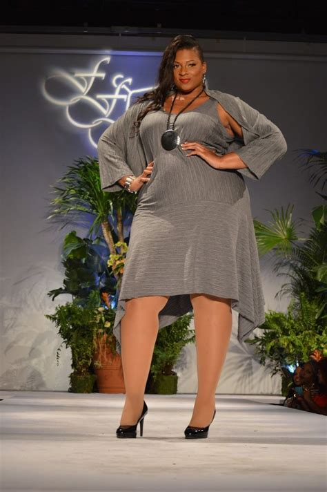fall styles for full figure look from full figured fashion week 2016 fashion