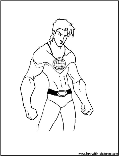 planet coloring page pdf captain planet coloring page coloring home