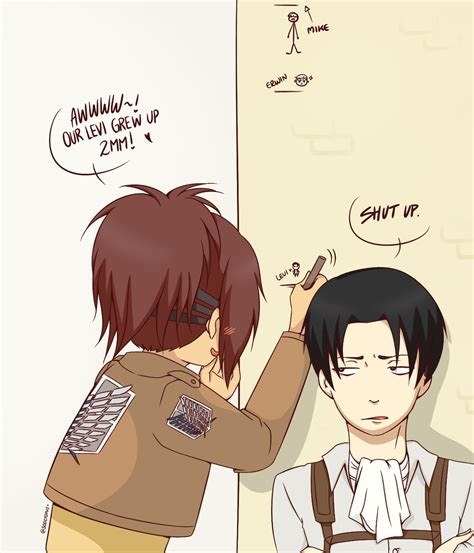 Fullmetal Alchemist Kink Meme - levi and hanji by sooctopus on deviantart