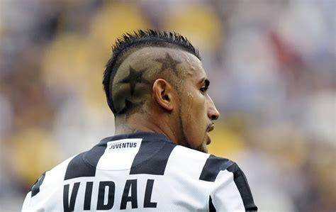 men s hairstyles arturo vidal crazy mohawk haircut 2015 arturo vidal mohawk haircut hairstyle ideas boys hair