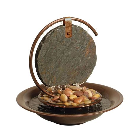 water wonders mini moon shadow tabletop fountain wwsmdc